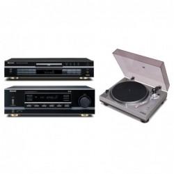 Sherwood RX-4109 + CD-5505...