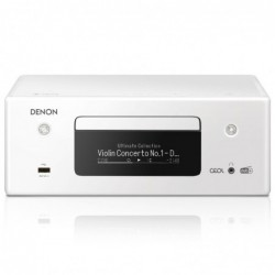 Denon RCD-N11DAB (Biały)